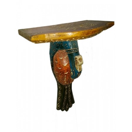 Peacock Wall Bracket