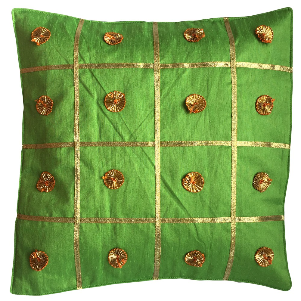 Green Gota Work Cushion