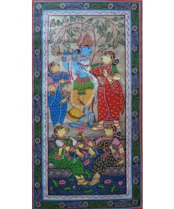 Celebration of Radha Krishna