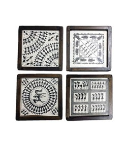 Odisha Tribal World Coaster Set
