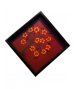 Blossoming Tree Tray