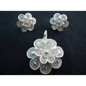 Traditional Filigree Set